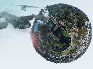 Drone & Vidéo aérienne 360°